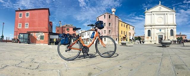 טיול אופניים מבולצאנו לוונציה איסתא ספורט