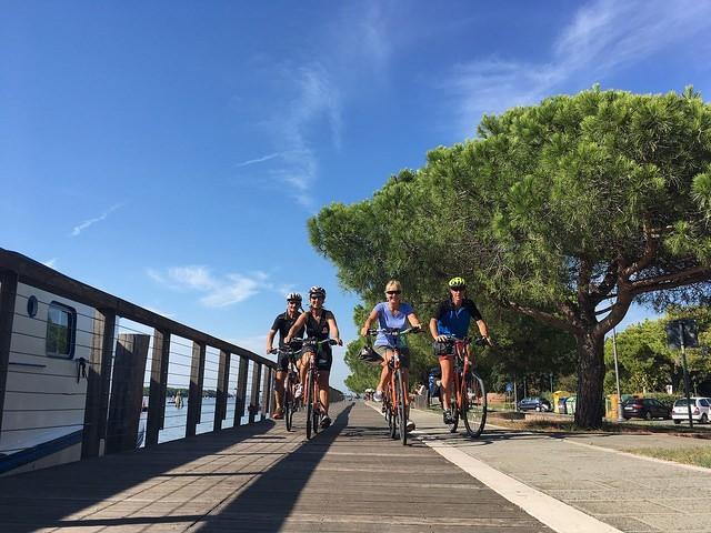 טיול אופניים באיטליה איסתא ספורט