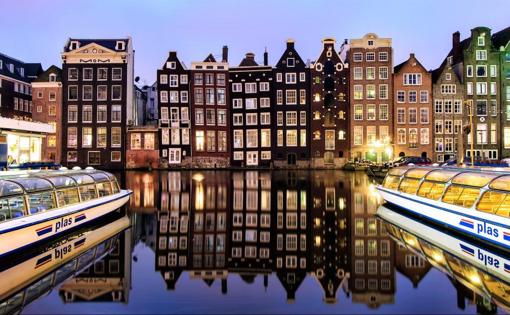 אמסטרדם והתעלות